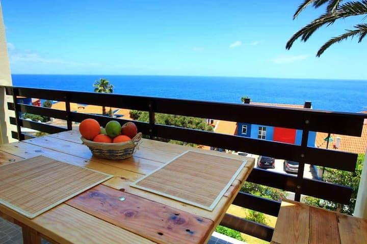 Apartment Desertas ( 5 minutes walk from beach)
