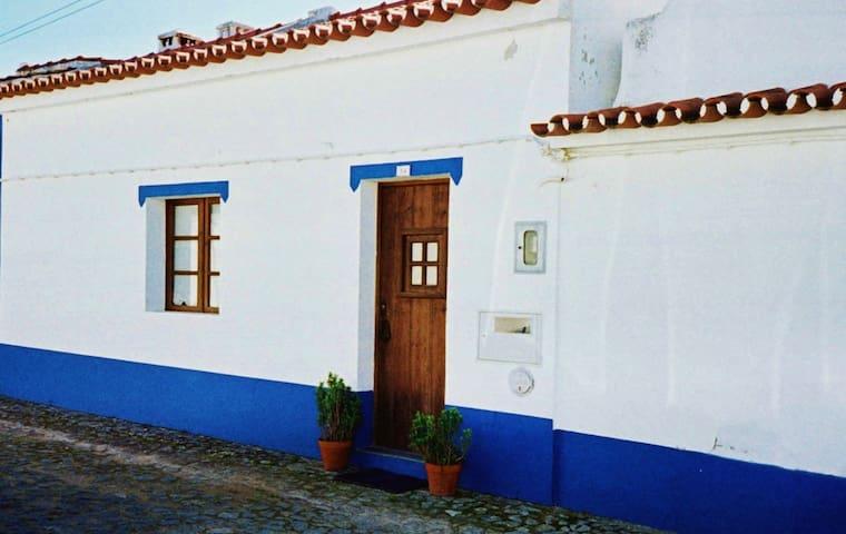 Fachada da casa / Entrance