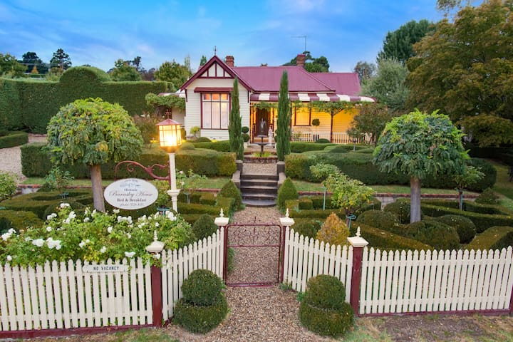 Barnsley House B&B - Beechworth