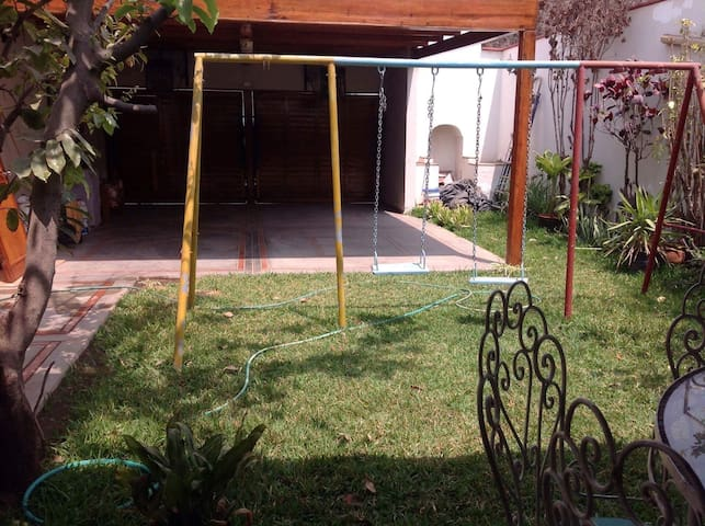 Nice apartment in Chiclayo with free parking!