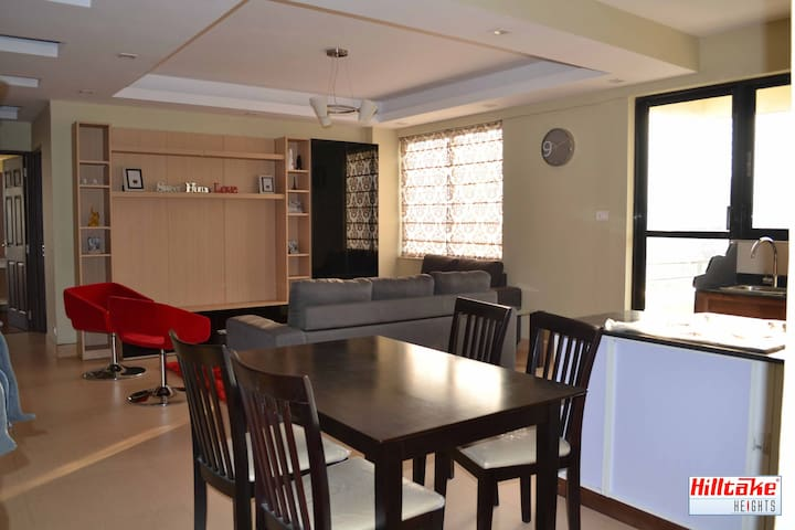 Hilltake Heights Serviced Apartments - Kathmandu - Lakás