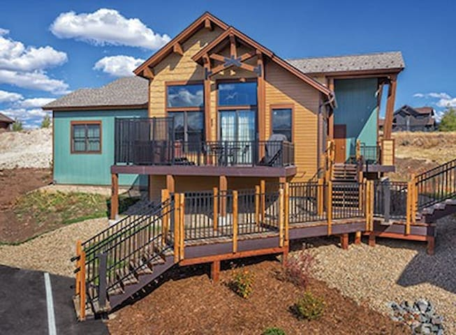 WorldMark Granby - Rocky Mountain Preserve  2 BR - Granby