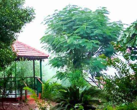 Mehek Villa, 2bhk Lakeside- Privacy & Amazing View