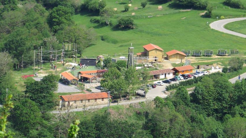 Casa Rural Cabuerniaventura - Lamiña - 獨棟