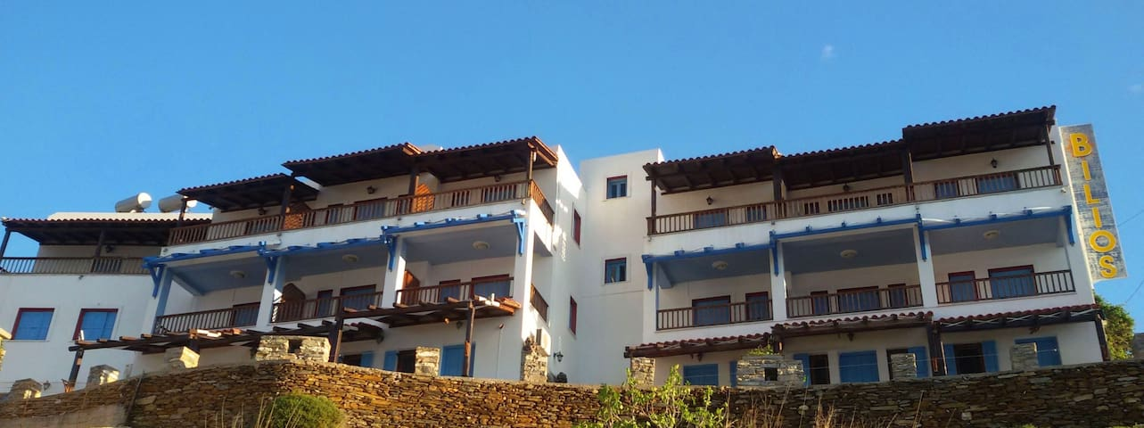 Bilios apartments - Fourni