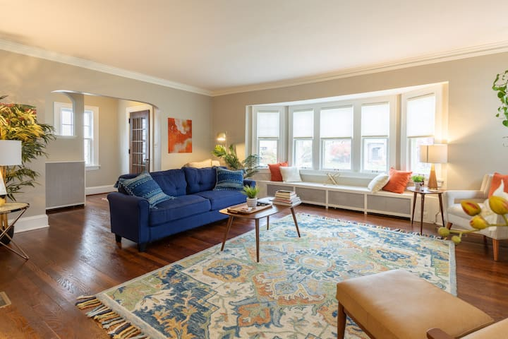 Cozy Cleveland Get Away (Near Cleveland Clinic)