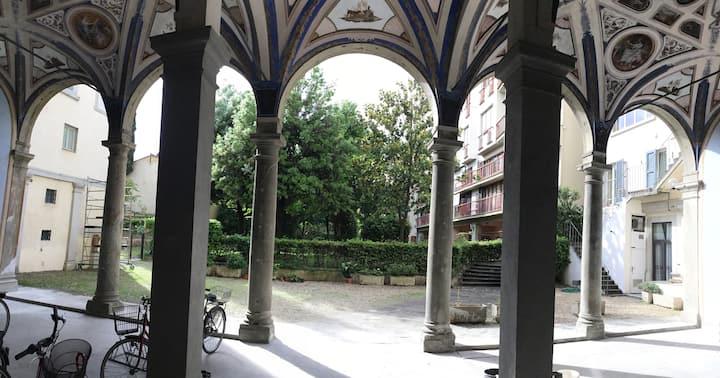 Alloggio Caccini (centro di Firenze)
