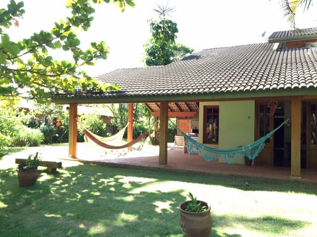 Great varanda with BBQ area