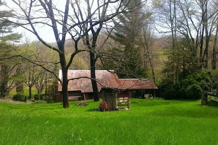 Tin Roof Rusted-Quiet Mountain home - Vilas