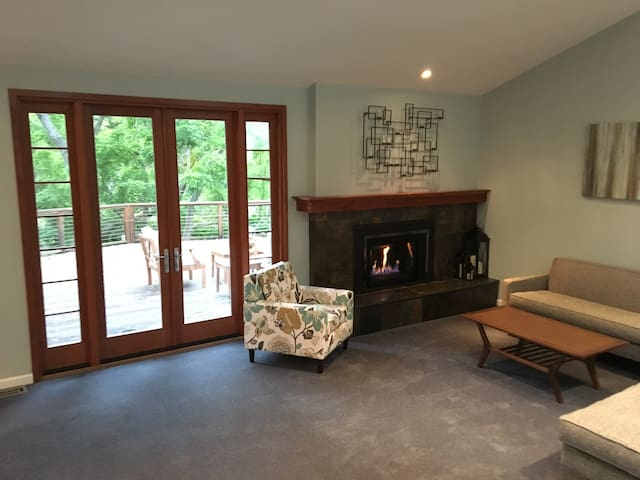 Large, family friendly 4-bedroom w/ decks & views - Santa Cruz - House