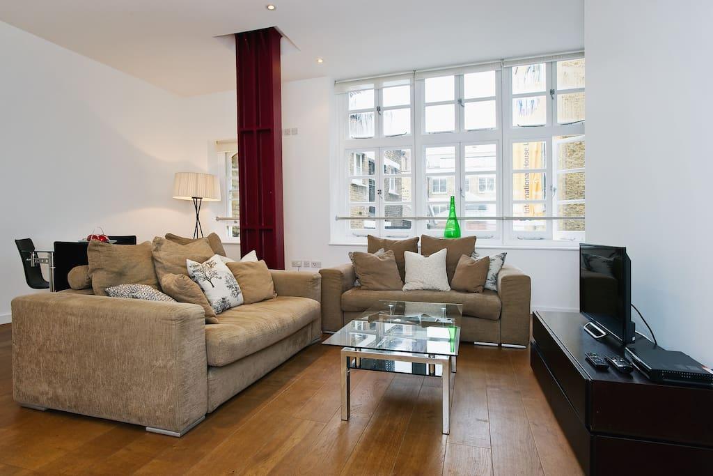 Rent Room Covent Garden Soho