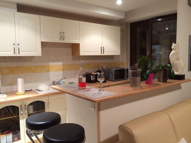 Beau studio entre Nice et Monaco - Beaulieu-sur-Mer - Lägenhet