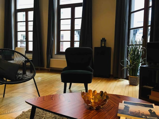 Top situation bruxelles, appart cosy 1 chambre