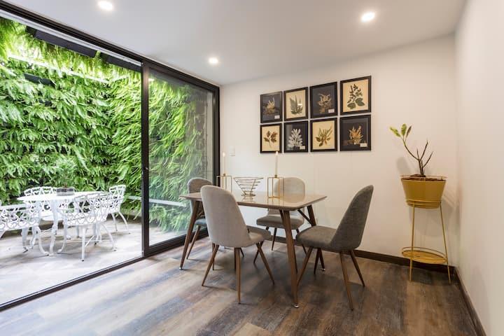 Modern Apartment in the heart of El Poblado