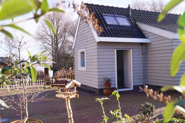 Private cottage in Dutch landscape, near Amsterdam
