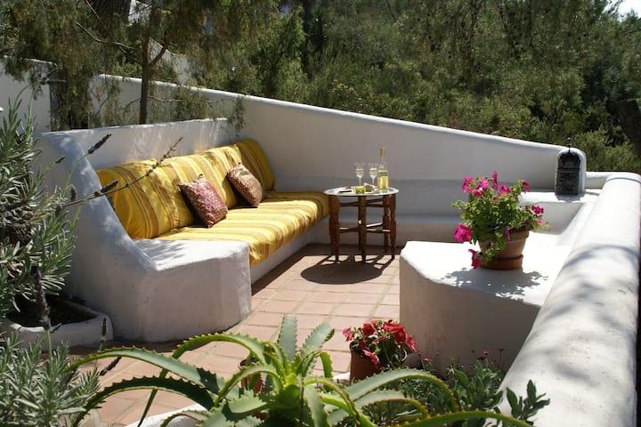 Villa confortable avec piscine à Sant Agustí des Vedrà