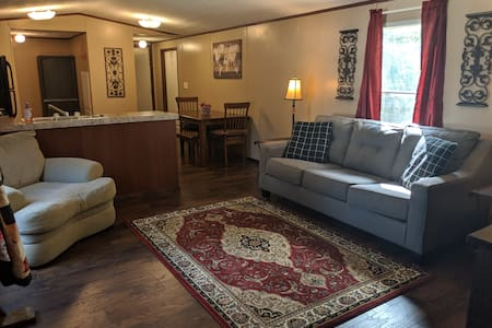 Entire Home Minutes From Town, NSU & Lake Sleeps 6