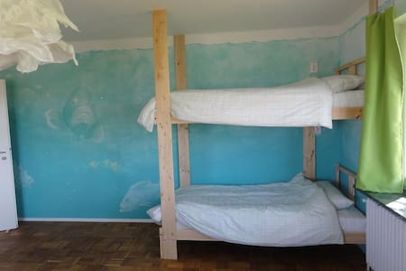 Fantastic, Vibrant Hostel by the Sea - Schwedeneck - Hostel