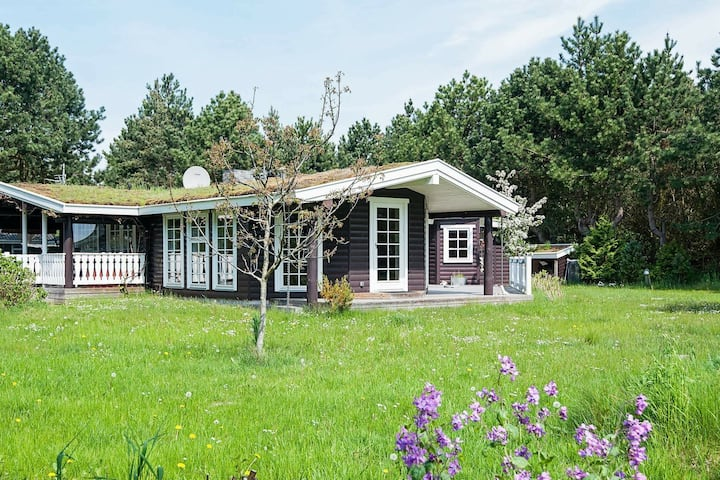 Comfy Holiday Home in Jutland, Midtjylland with Terrace