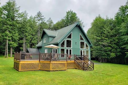 The Lake House (Kayuta Lake)