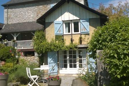 Duplex au pieds de la vallée d'Ossau - Rébénacq - Apartament
