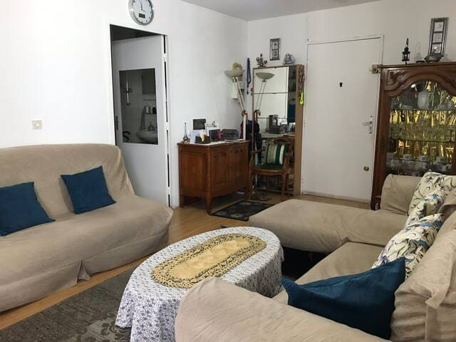 Appartement agréable et bien situé