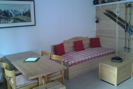 Appartement Montchavin Paradski - Bellentre - Apartment