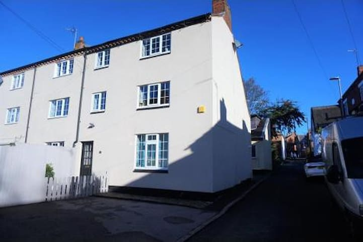 Huncote, Quiet Picturesque  3 storey House