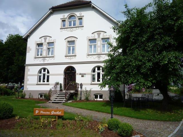 Pension Goebel, (Attendorn), Familienzimmer für max. 4 Personen