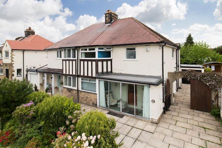 Shared House available near Leeds and Harrogate - Leeds