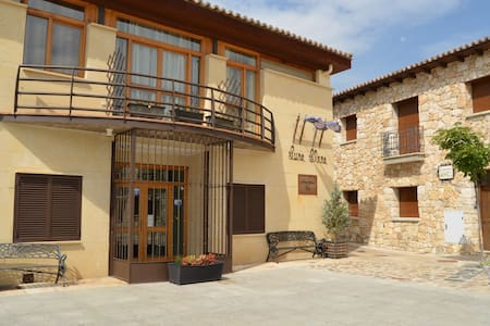 Hotel rural en la Sierra Norte de Madrid - Torremocha de Jarama - Boutique-Hotel