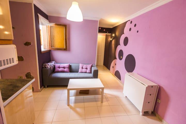 Coqueto apartamento en Playa de Arinaga con WIFI
