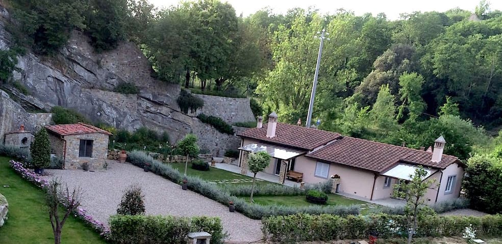 New cottage with cave view near Florence - L - Carmignano