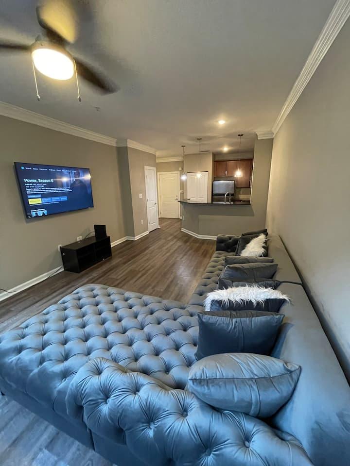 Luxury Apartment In The Heart Of Buckhead