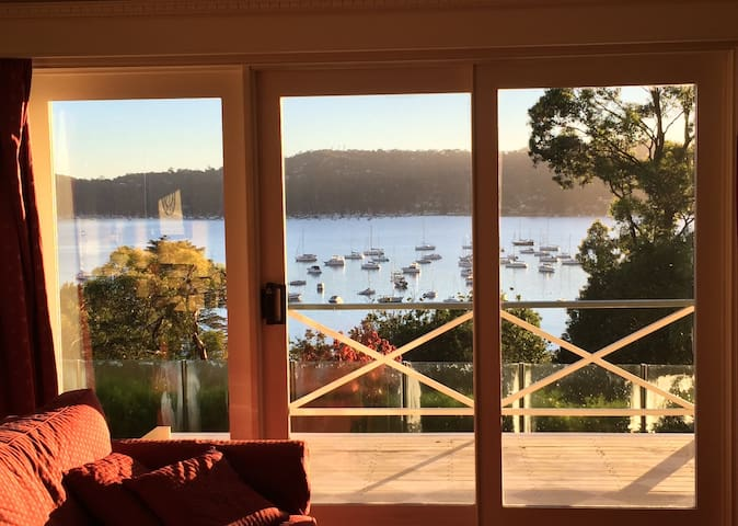 Spacious Pittwater Haven | Private and Tranquil