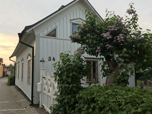 Idyllic house at the heart of Trosa