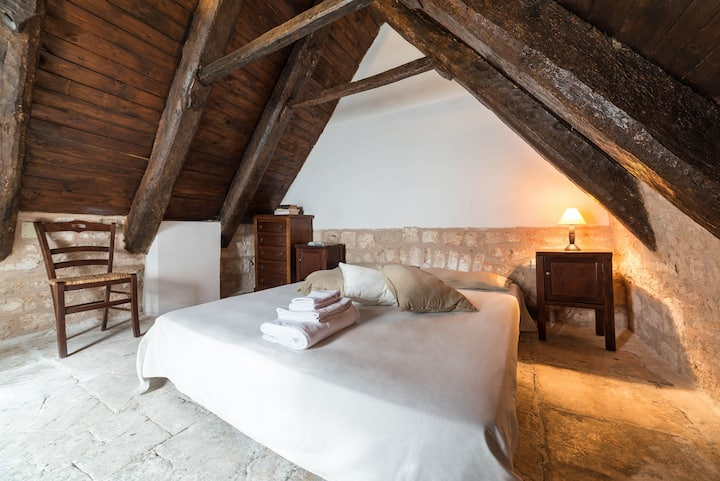 *Cozy* Attic in Martina Franca by Wonderful Italy