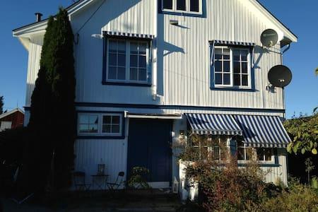 Koselig leilighet i sentrumsvilla - Kongsberg - 公寓