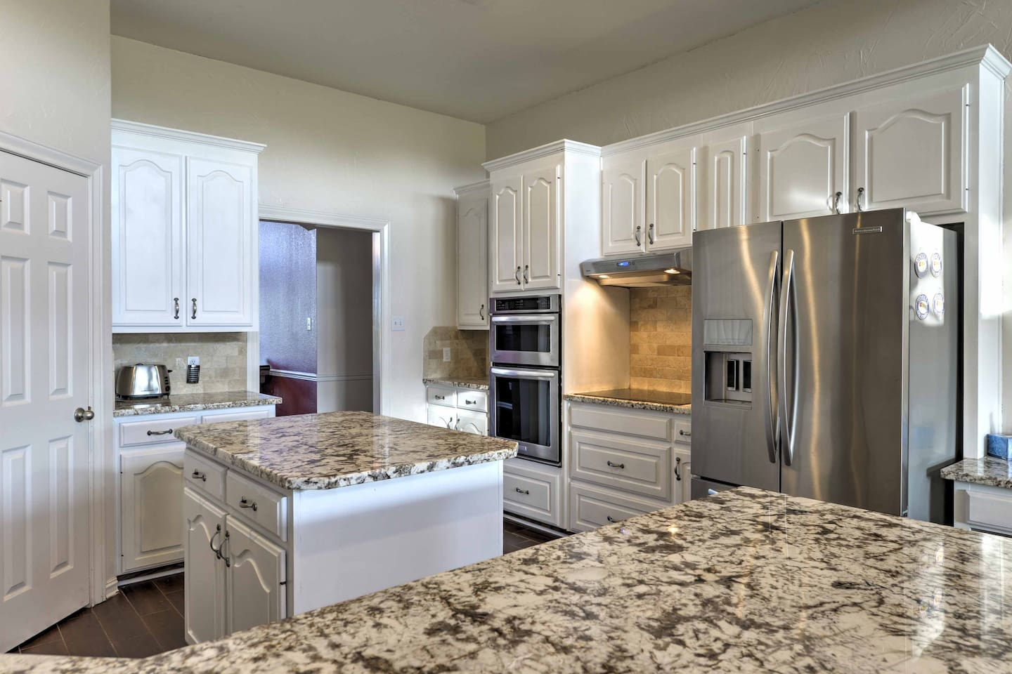 Experience a serene and relaxing getaway at this 4-bed, 3-bath vacation rental.