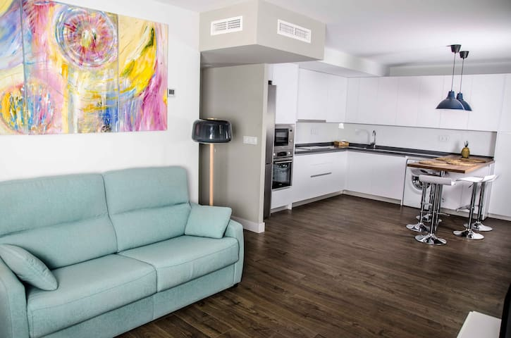 Apartamento Metrópolis Cartagena +Parking
