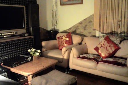 Charming house free ktv - chupie