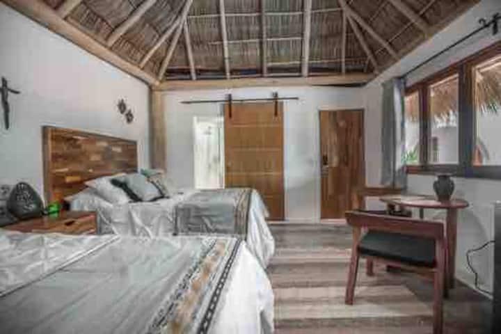 Villa San Juan B&B  Fam (2 camas)