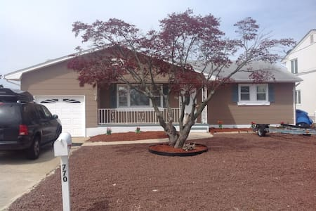 Waterfront Home - Toms River