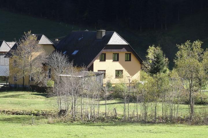 Serene Apartment in Pusterwald with Garden