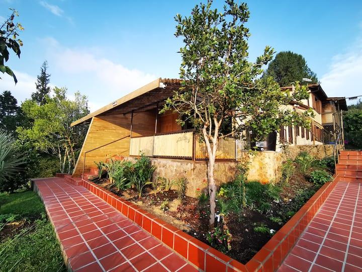 Monteverde Alojamiento_Campestre