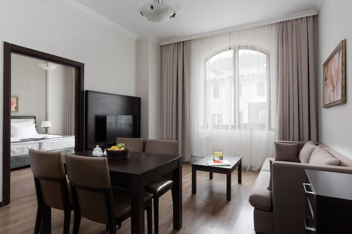 Апартаменты «Gorki Gorod» - Estosadok - Service appartement