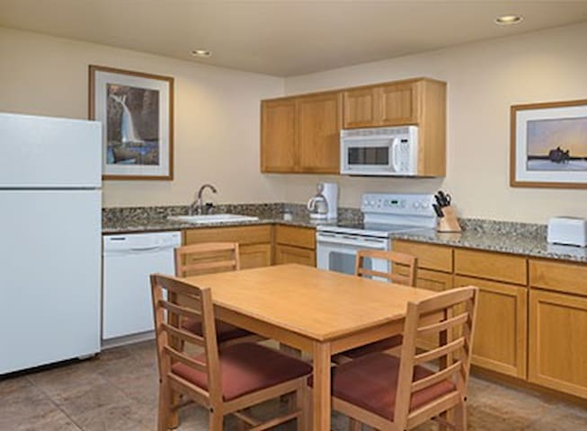 Seventh Mtn Resort,OR, 1 Bedroom #1 - Bend - Apartment