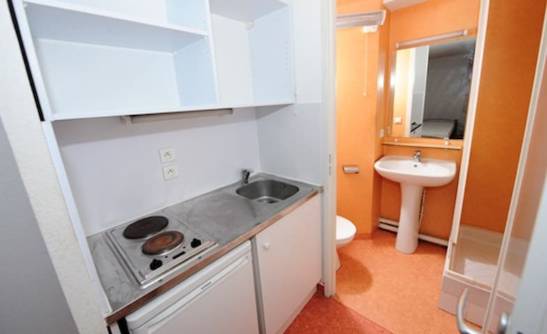 studio accessible et équipé - Montpellier - Apartment