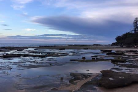 2 Bedder in beautiful Moffat beach, Sunshine Coast - Moffat Beach