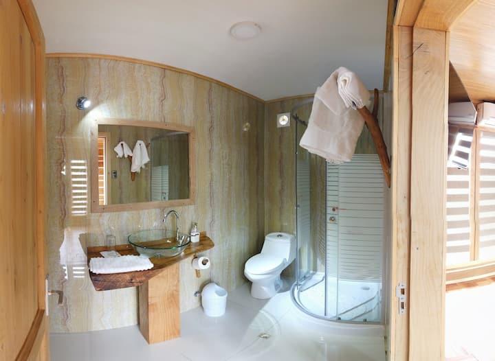 Acogedora habitación privada 1